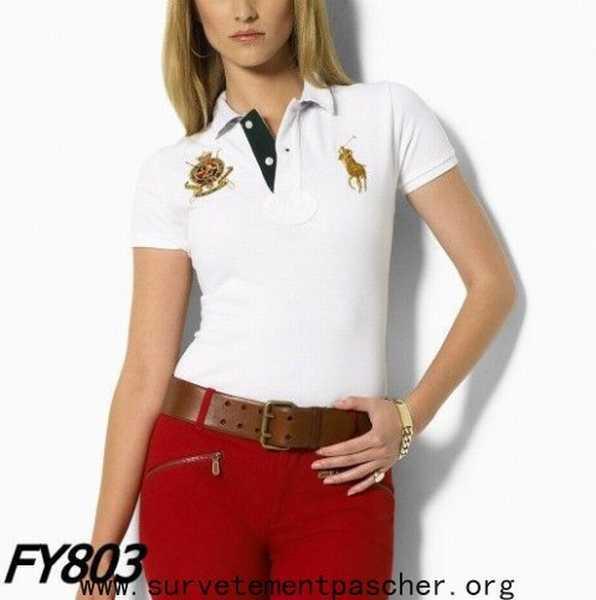 Flag Polo Ralph polo Lauren Femme Drapeau France Femme 8wOkZNn0PX