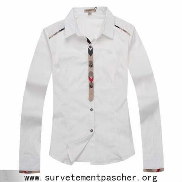 ... acheter chemise femme,acheter chemise blanche femme,chemisier burberry  femme pas cher 5c3f851ffc1