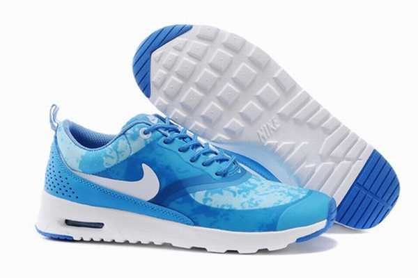 Nike Thea Femme Bleu